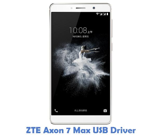 ZTE Axon 7 Max USB Driver