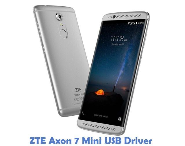 ZTE Axon 7 Mini USB Driver
