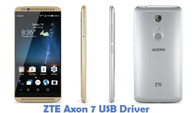 ZTE Axon 7 USB Driver