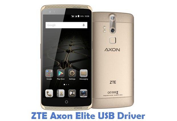ZTE Axon Elite USB Driver