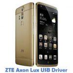 ZTE Axon Lux USB Driver