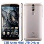 ZTE Axon Mini USB Driver