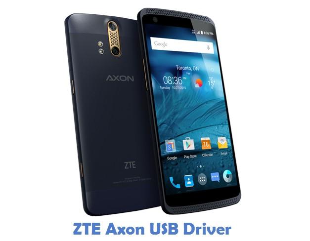 ZTE Axon USB Driver