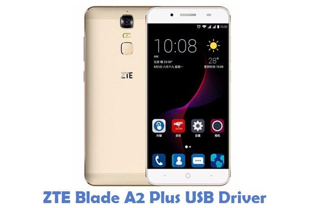 ZTE Blade A2 Plus USB Driver