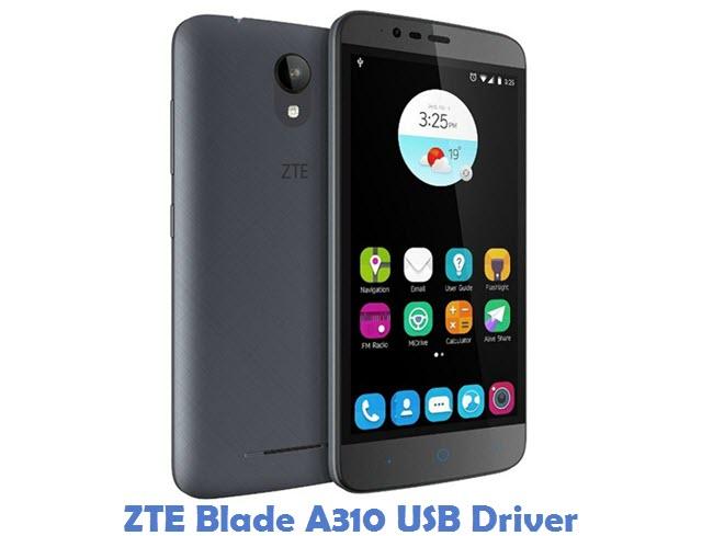 ZTE Blade A310 USB Driver