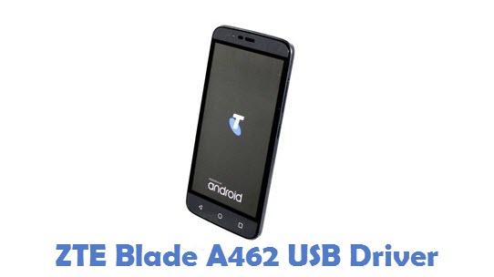 ZTE Blade A462 USB Driver