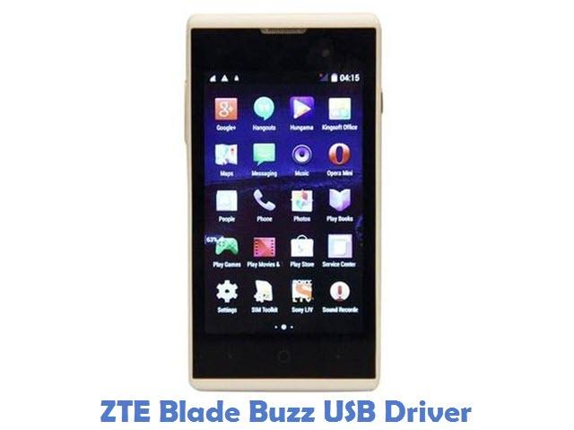 ZTE Blade Buzz USB Driver