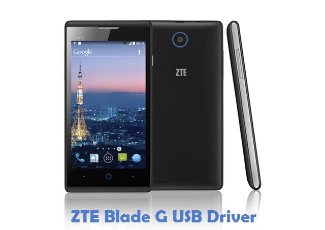 ZTE Blade G USB Driver