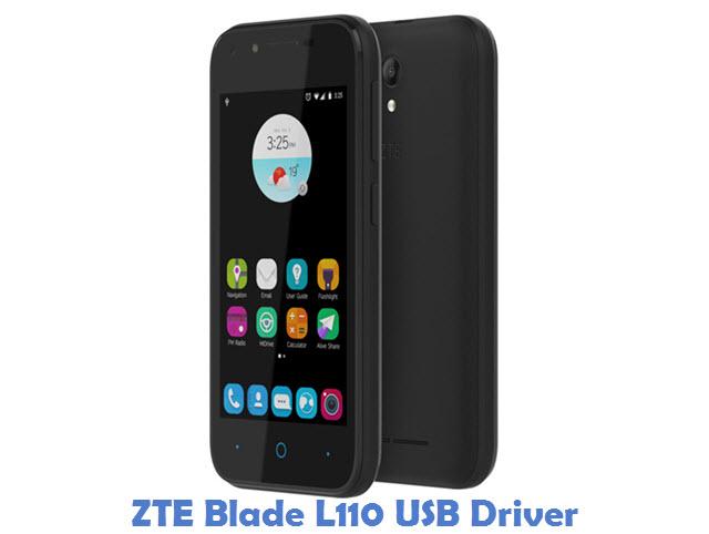 ZTE Blade L110 USB Driver