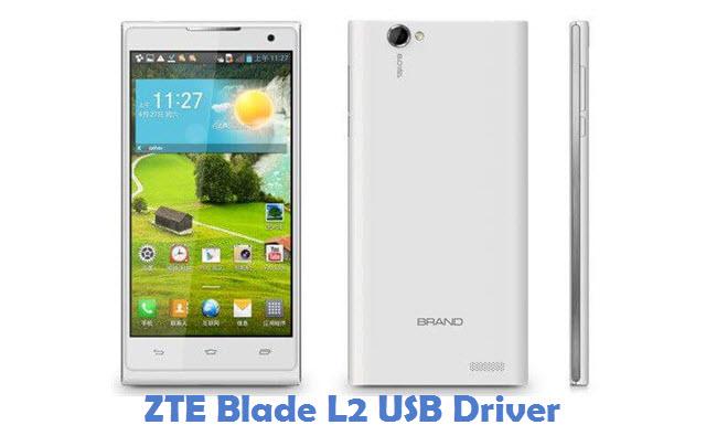 ZTE Blade L2 USB Driver