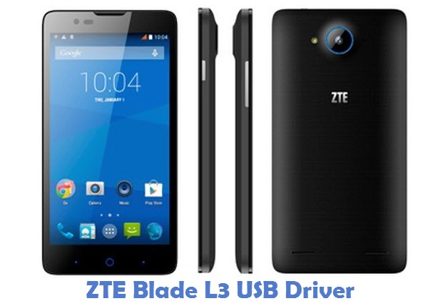 ZTE Blade L3 USB Driver
