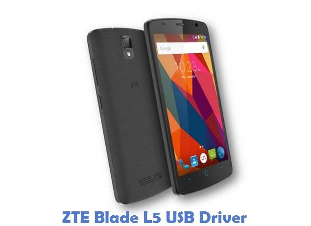 ZTE Blade L5 USB Driver