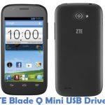 ZTE Blade Q Mini USB Driver