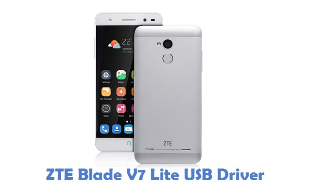 Download ZTE Blade V7 Lite USB Driver | All USB Drivers