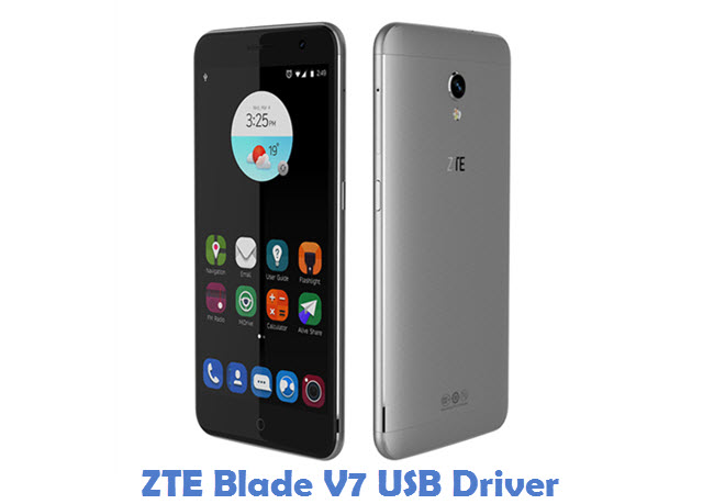 ZTE Blade V7 USB Driver