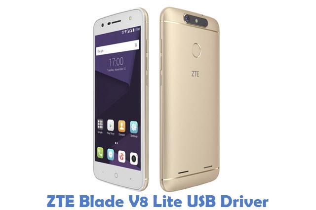 ZTE Blade V8 Lite USB Driver