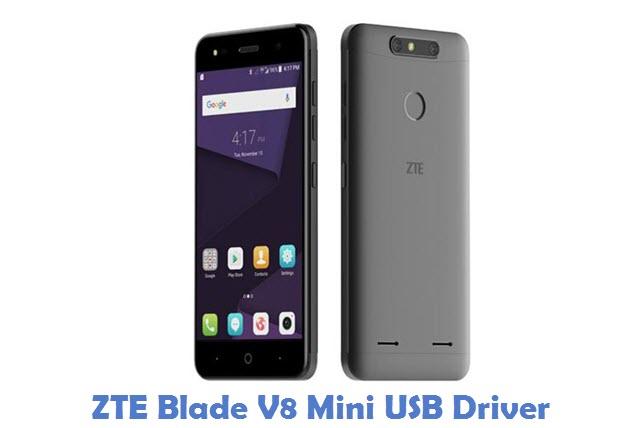 ZTE Blade V8 Mini USB Driver