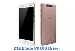Download ZTE Blade V8 USB Driver | All USB Drivers