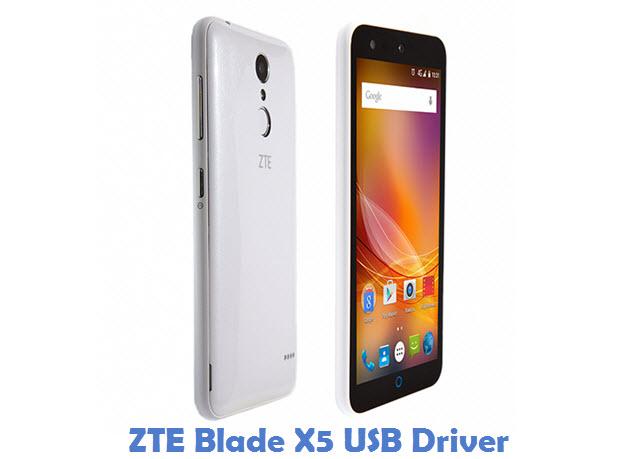 ZTE Blade X5 USB Driver