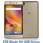 ZTE Blade X9 USB Driver