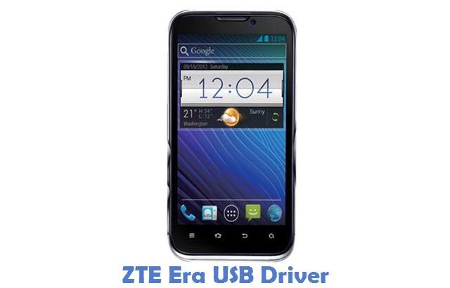 ZTE Era USB Driver