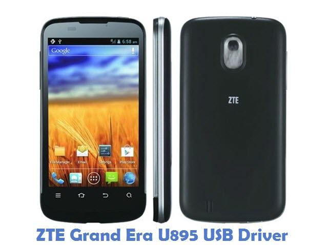 ZTE Grand Era U895 USB Driver