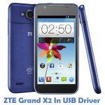 ZTE Grand X2 In USB Driver