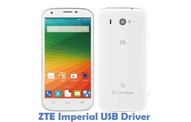 ZTE Imperial USB Driver