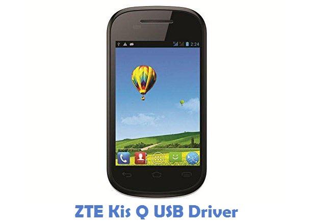 ZTE Kis Q USB Driver