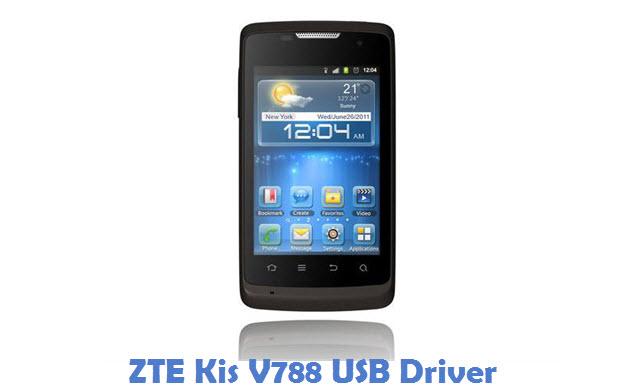 ZTE Kis V788 USB Driver