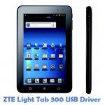 ZTE Light Tab 300 USB Driver