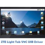 ZTE Light Tab V9C USB Driver