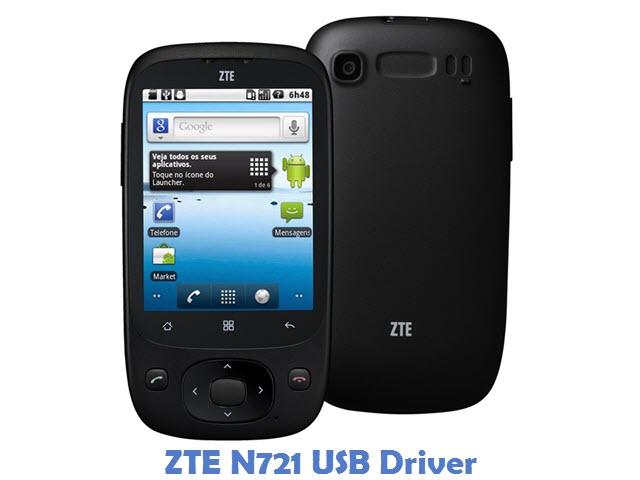 ZTE N721 USB Driver
