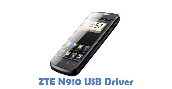 ZTE N910 USB Driver