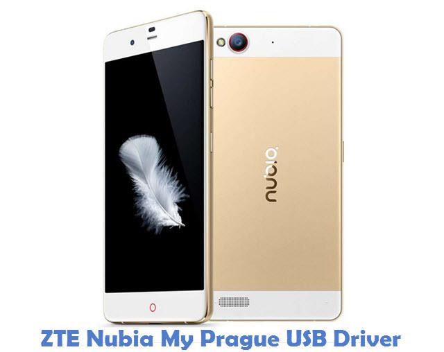 ZTE Nubia My Prague USB Driver