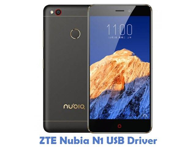ZTE Nubia N1 USB Driver