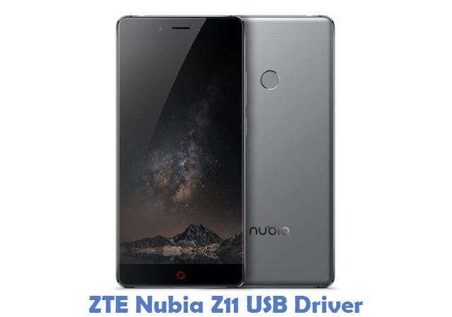 ZTE Nubia Z11 USB Driver