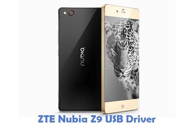 ZTE Nubia Z9 USB Driver