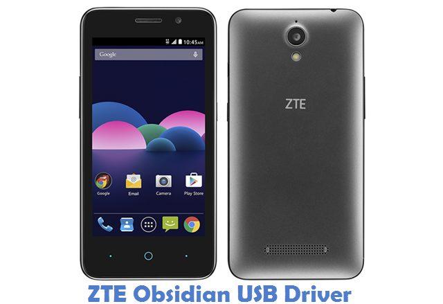 ZTE Obsidian USB Driver