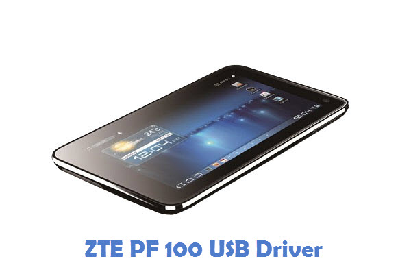 ZTE PF 100 USB Driver