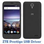 ZTE Prestige USB Driver