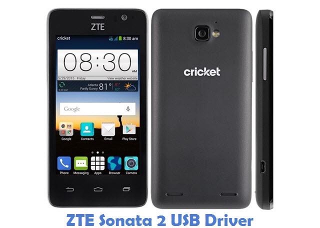 ZTE Sonata 2 USB Driver