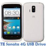 ZTE Sonata 4G USB Driver