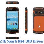 ZTE Spark R84 USB Driver