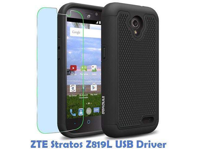 ZTE Stratos Z819L USB Driver