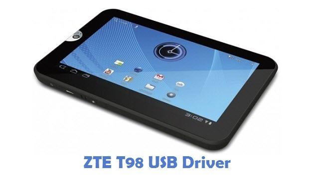 ZTE T98 USB Driver