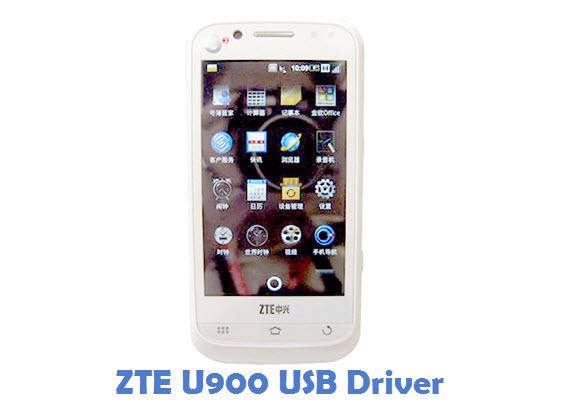 ZTE U900 USB Driver