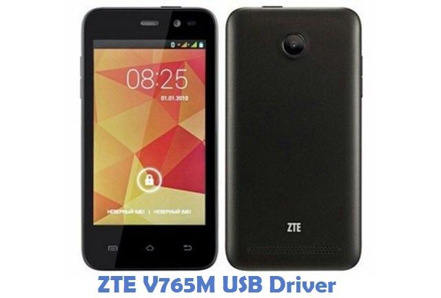 ZTE V765M USB Driver