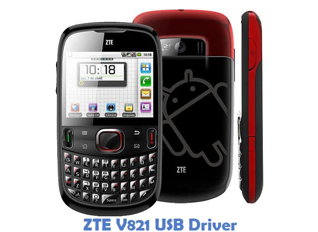 ZTE V821 USB Driver