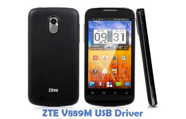 ZTE V889M USB Driver